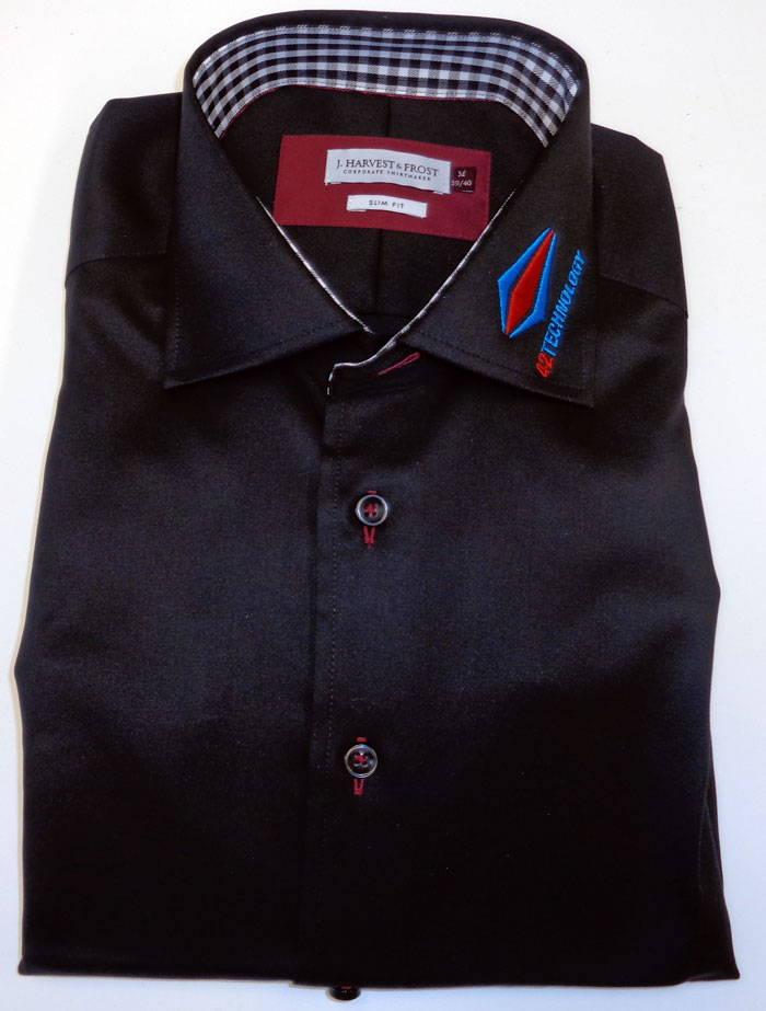 Hemden besticken- Hochwertige Hemden mit Logo besticken