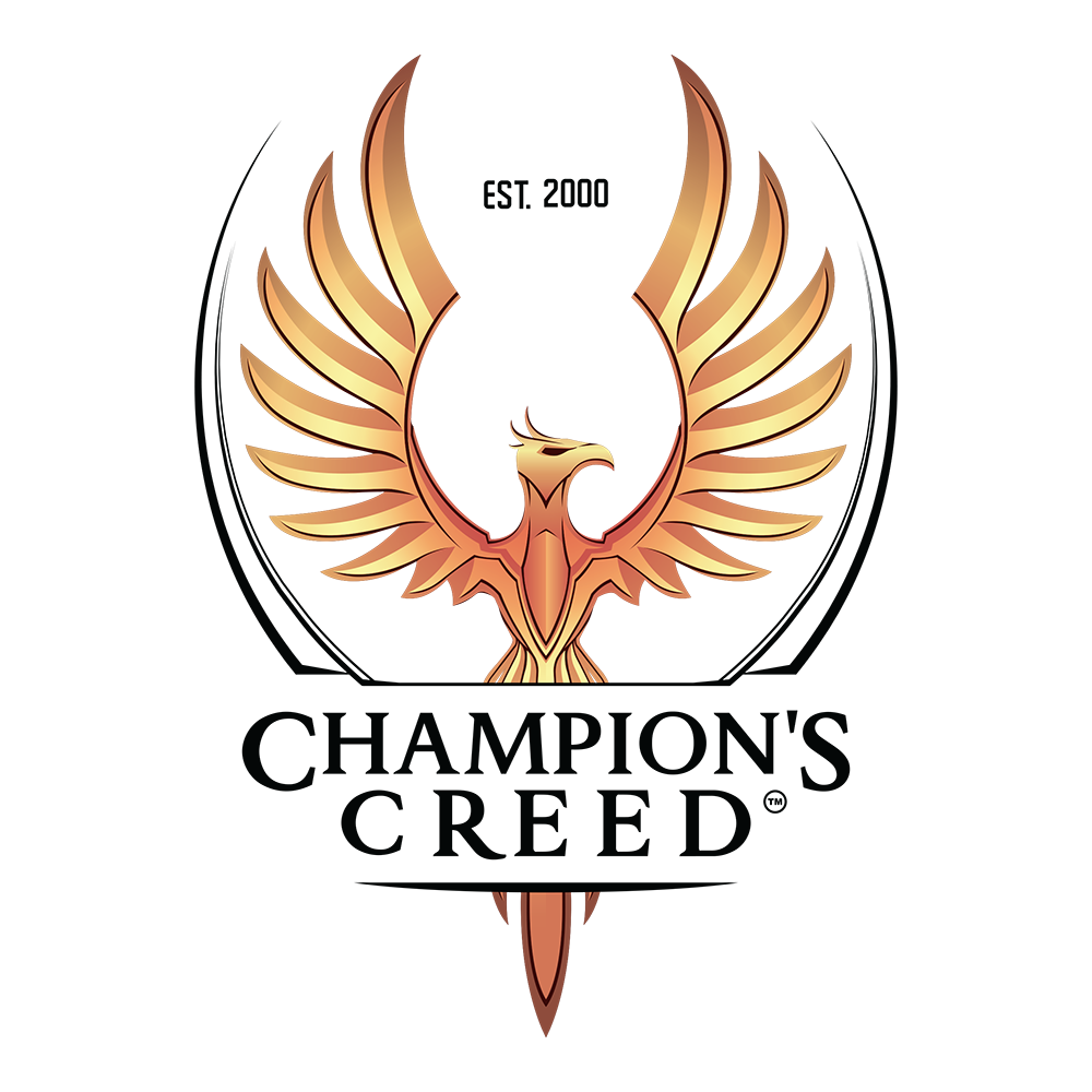 Champion's Creed Martial Arts logo