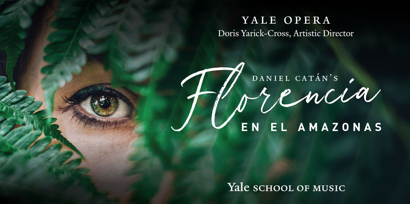 Yale Opera presents Florencia en el Amazonas at the Shubert Theatre