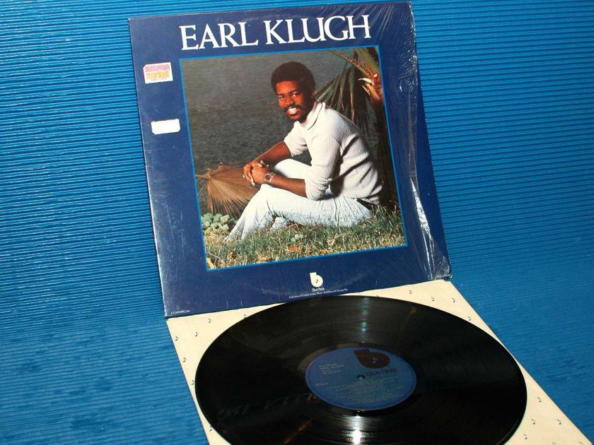 "EARL KLUGH - - ""S/T"" -  Blue Note 1976 1st pressing"