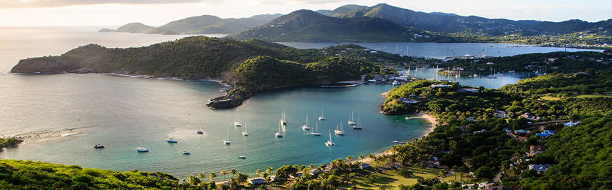 Nice - Crewed Motor & Sailing Yacht Charter Caribbean Leeward Islands