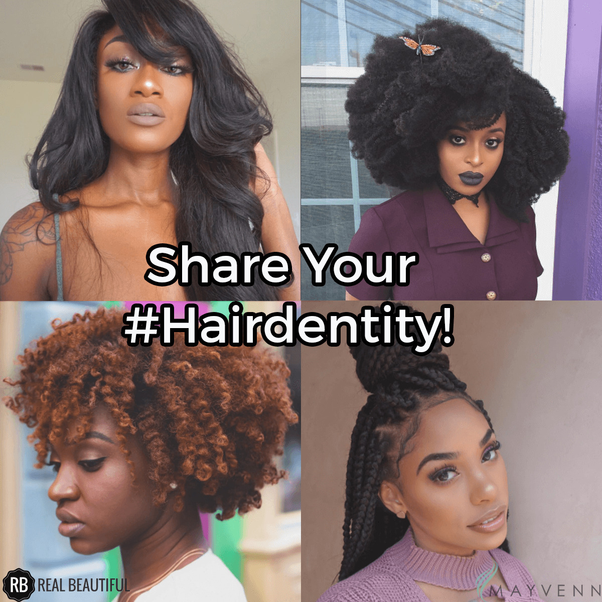 going natural hairdentity