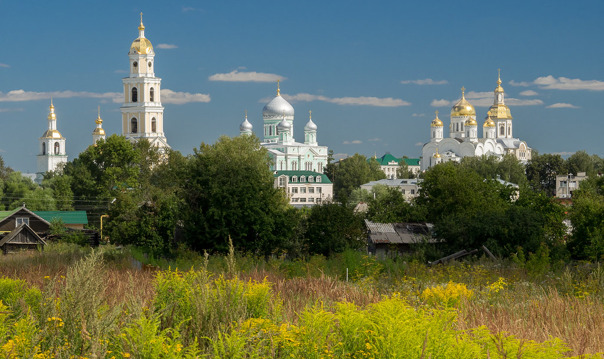 Дивеево – православная Мекка России.