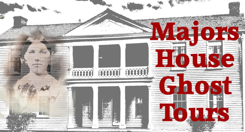 Majors House Ghost Tours (21+)