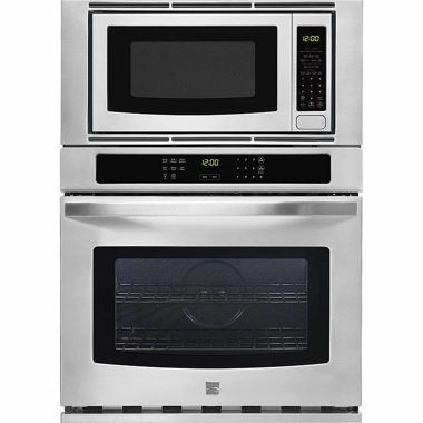 KENMORE 30″ WALL OVEN/MICROWAVE- STAINLESS