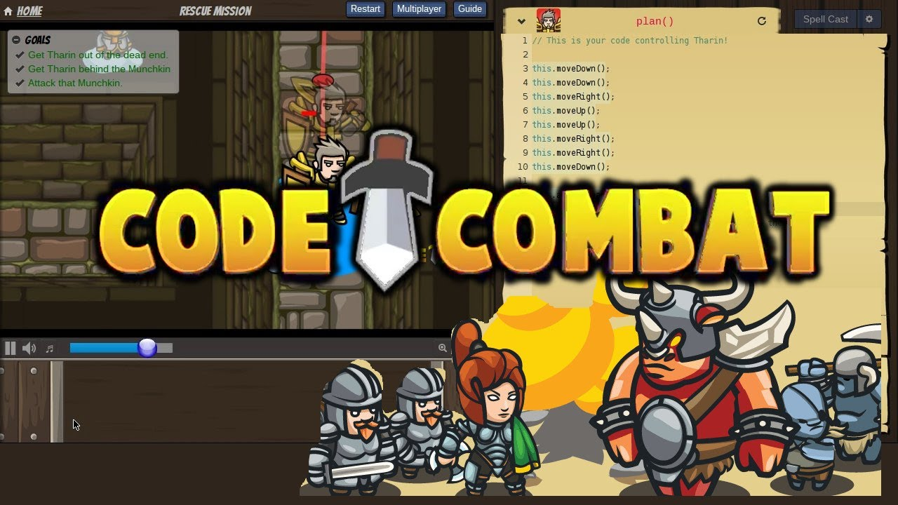 Code Combat vs Codecademy detailed comparison as of 2019 - Slant