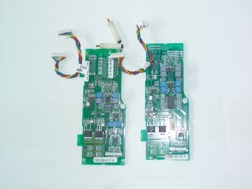 LINN AKTIVE CARDS stereo cards for Tukan & Katan Speakers