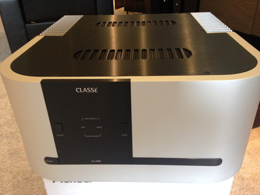 Classe CA-2200 Stereo Amplifier  -  Excellent Condition