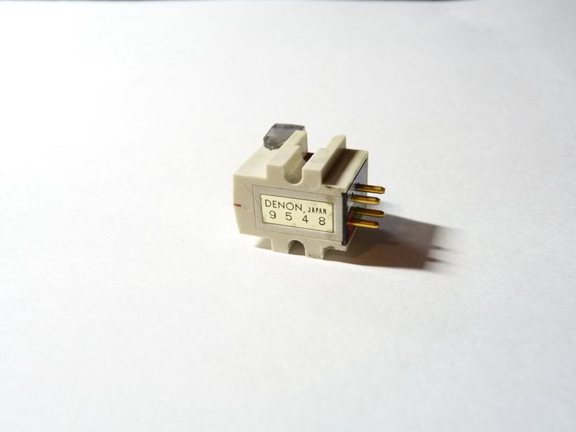 Denon DL-300 phono cartridge LOMC as new