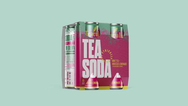 Teatulia Tea Soda