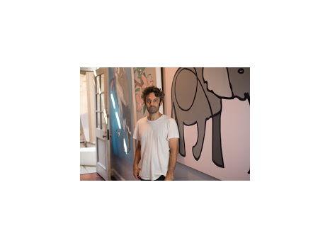 """Gorilla"" by NYC Artist Jason Oliva"