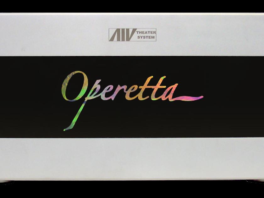 Jaton AP5140A-S Operetta 5 Channel Modular Amplifier
