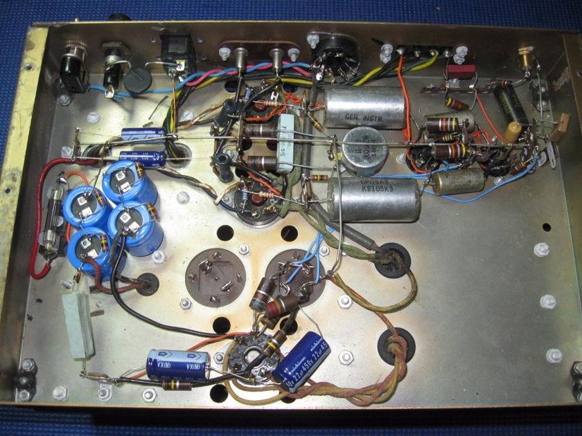 Heathkit W-5m Pair Monoblock TUBE Amps Great price!