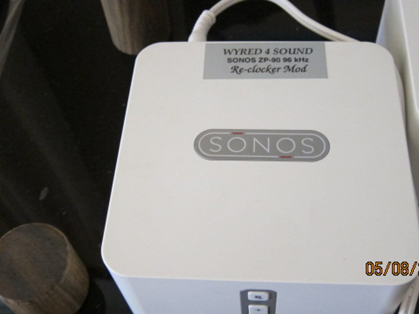 Sonos ZP-90 upgraded