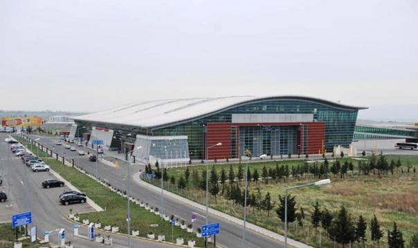 Тбилиси. Трансфер из аэропорта