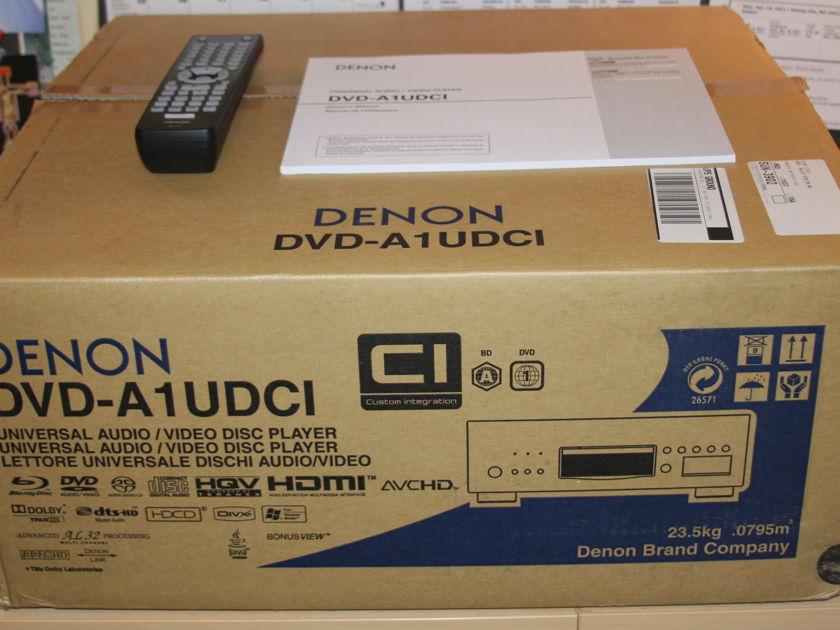 Denon  DVDA1UDCI Universal Blu-Ray/DVD Player