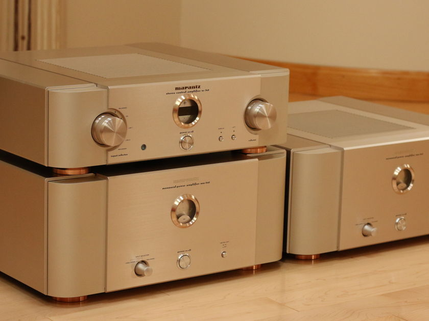 Marantz MA9S2 Amplifiers