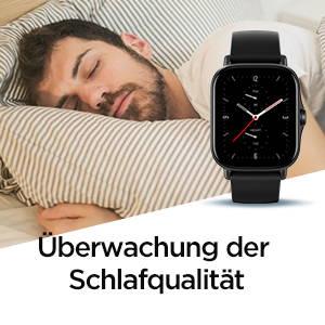 Amazfit GTS 2e - Überwachung der Schlafqualität für optimale Leistung