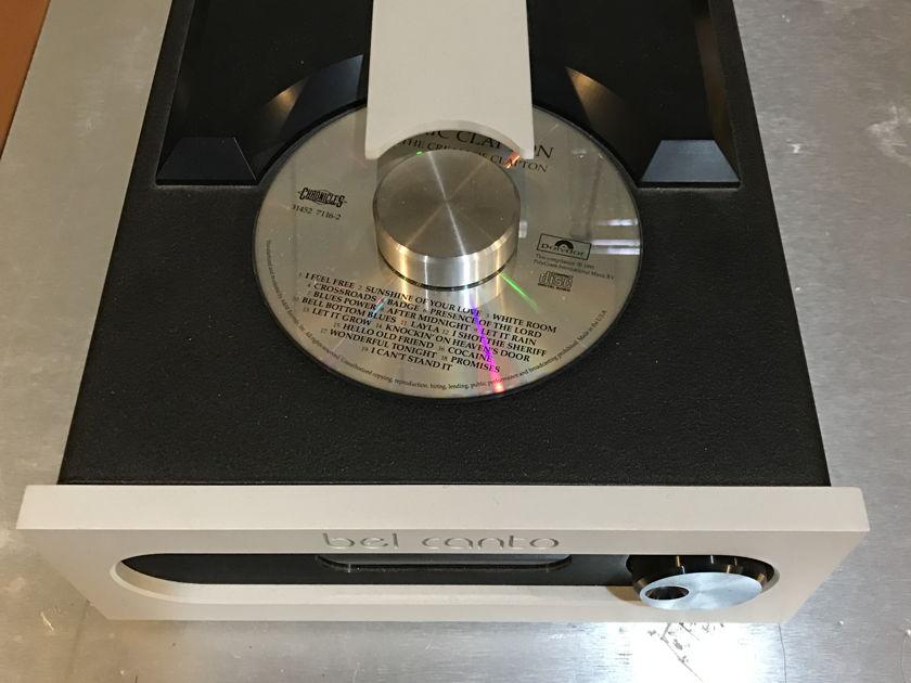 Bel Canto Design CD-2 MINT Superb!