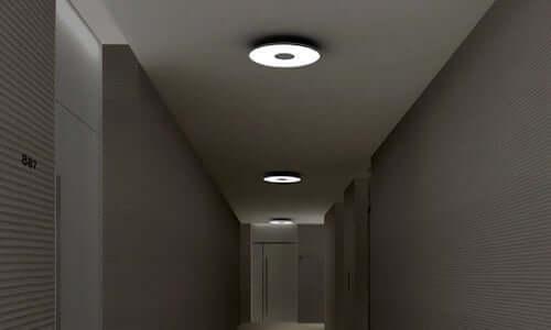 Pablo Circa Flush Mount Ceiling Light