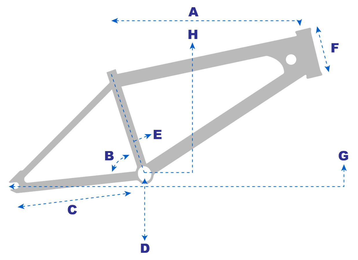 Bike Geometry Diagram
