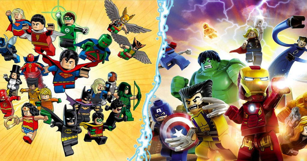 LEGO Superheros