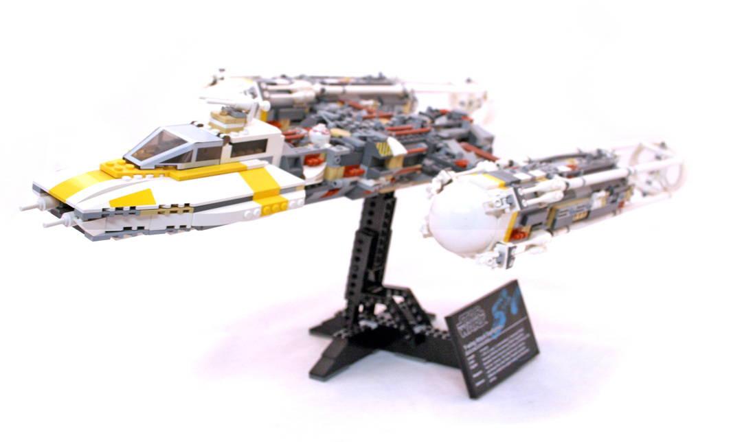 Star Wars Y-Wing Attack Starfighter