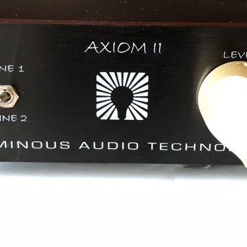 Axiom II