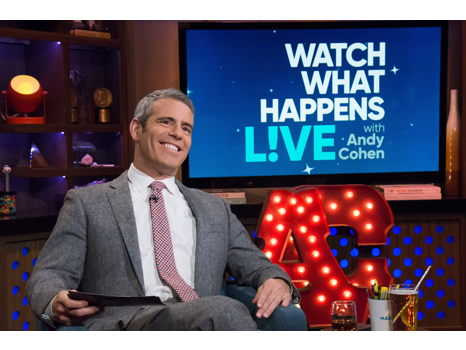 Watch What Happens Live with Andy Cohen!