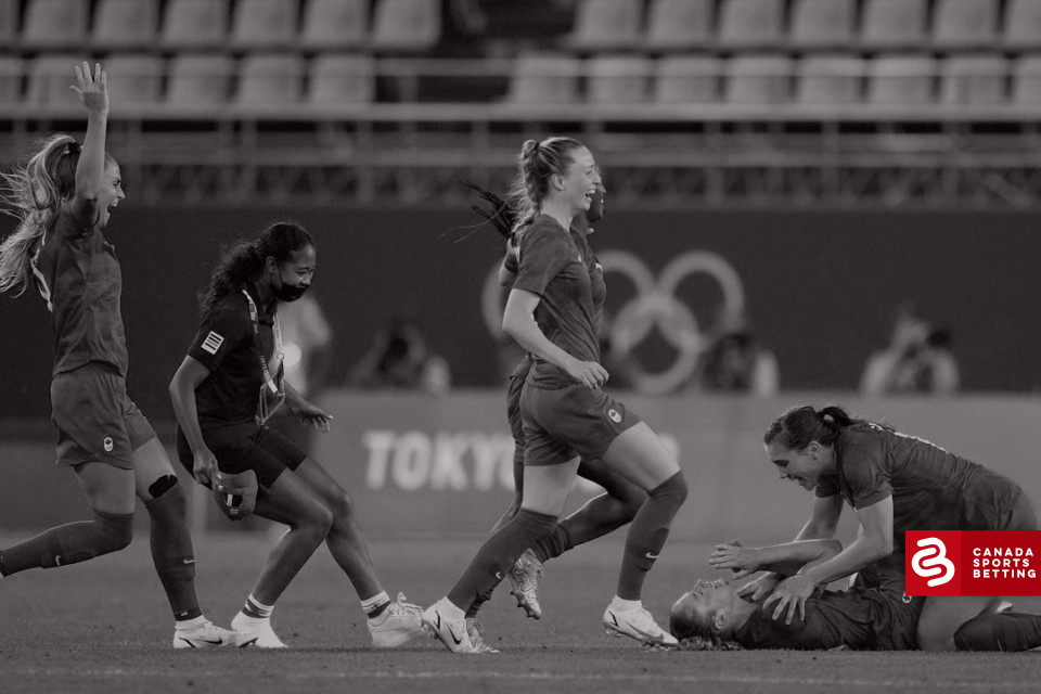 Olympics: Canadians 4.80 Underdogs in Women's Soccer Final