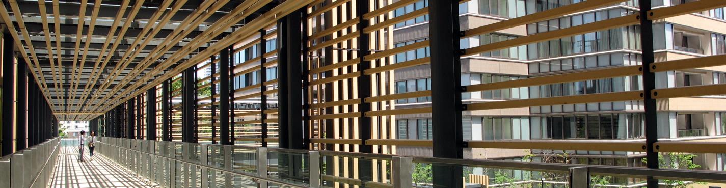 Архитектурный Токио