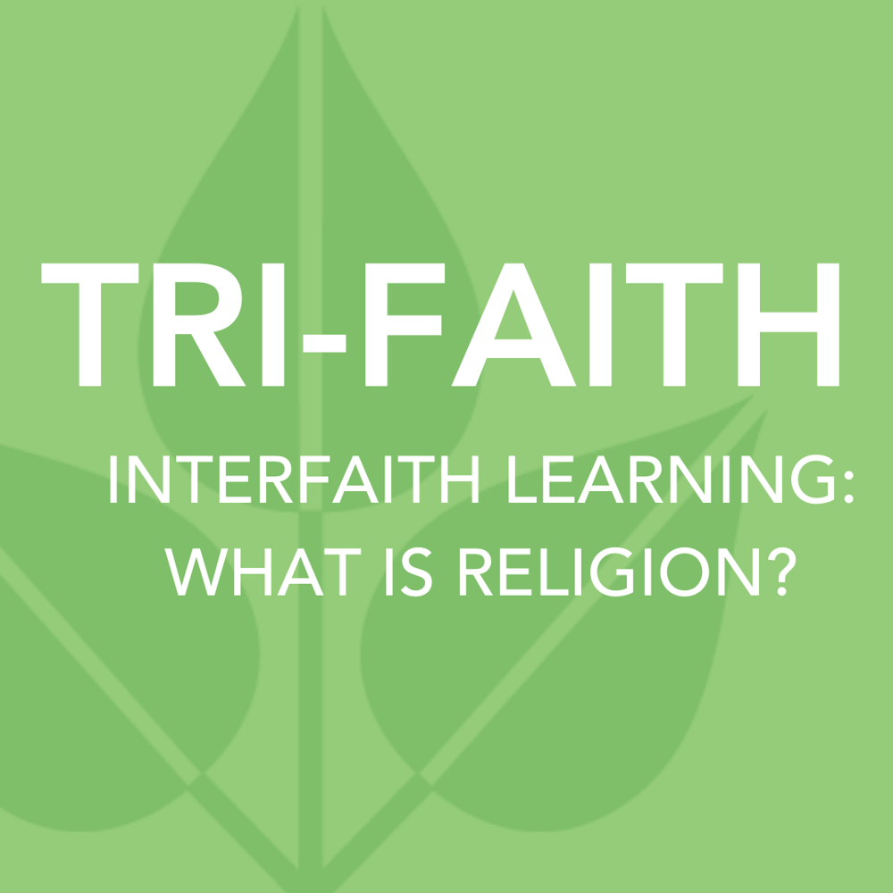 """Picture of In this class, we explore the definition of """"religion"""" from different perspectives and what that means in practice."""