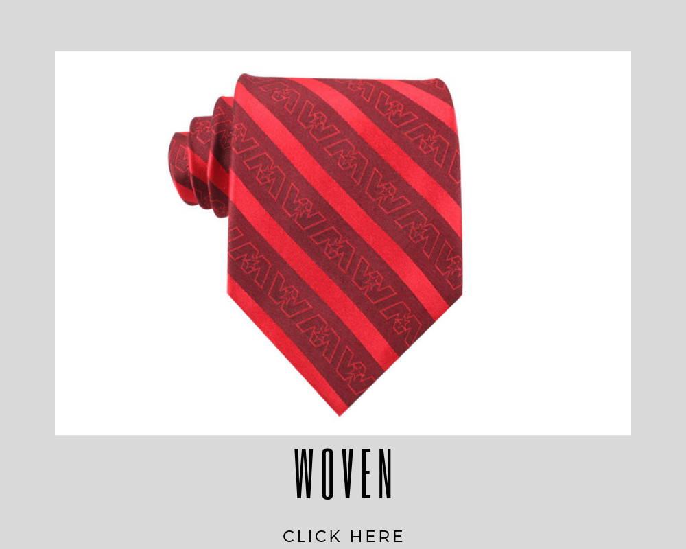 Custom Woven Corporate Necktie