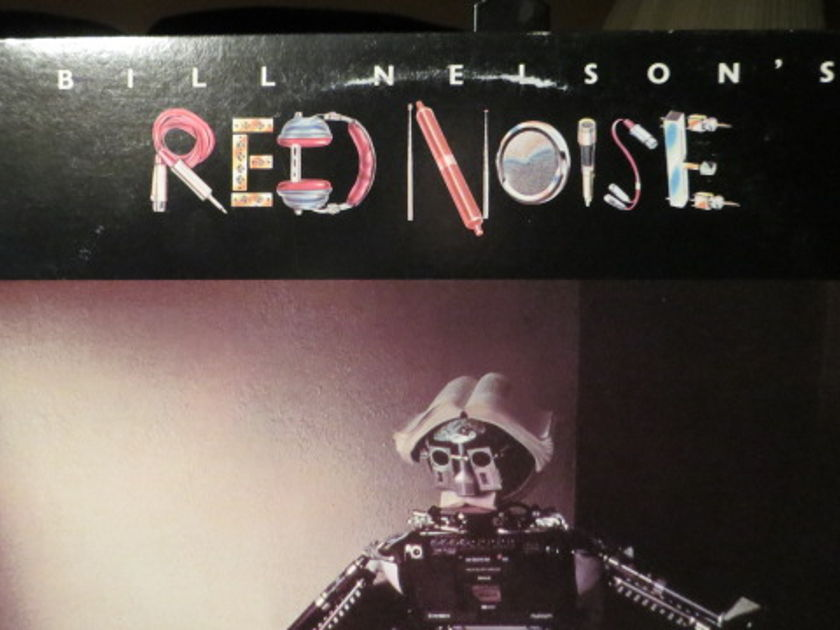 BILL NELSON'S - RED NOISE sound - on - sound