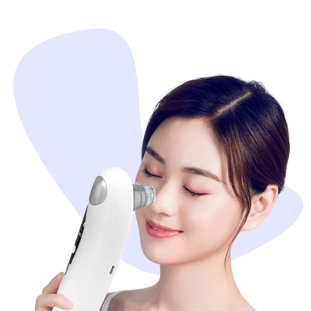 WunderHaut Anti-Aging Genius™ mit Radiofrequenz,  LED Licht- und Mesotherapie, EMS und Elektroporation