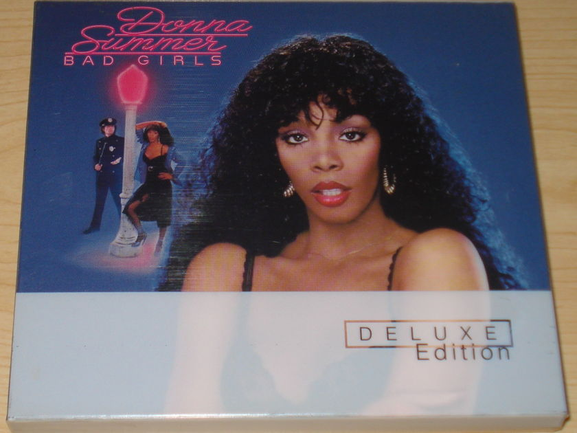 Donna Summer - Bad Girls Deluxe Edition 2 CDs Digipack
