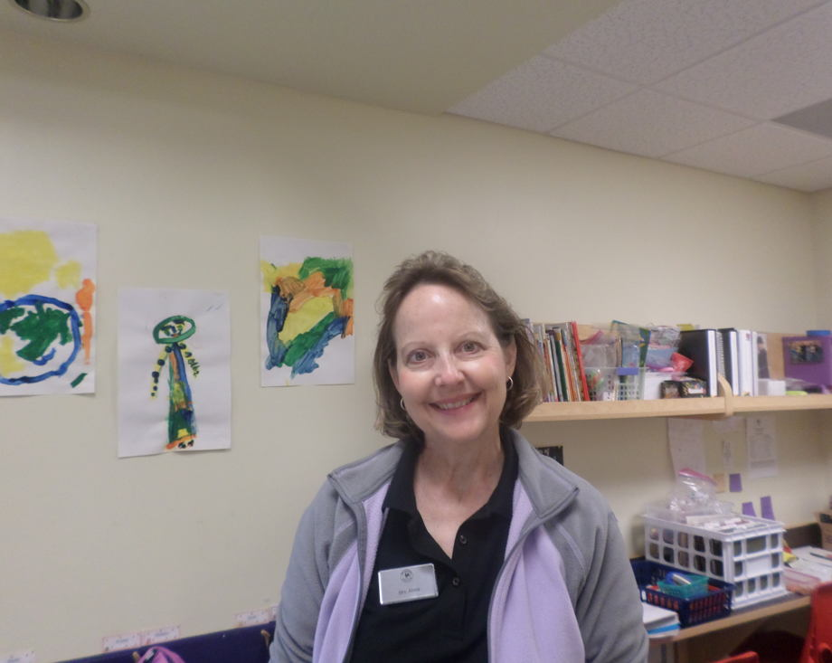 Mrs.Andrea Abele , Teacher-Kindergarten