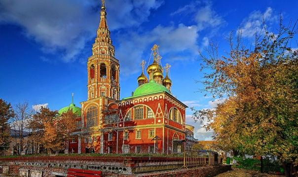 Затерянный мир купеческой Москвы — Замоскворечье