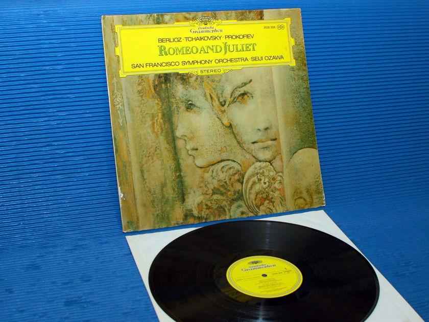 "BERLIOZ/TCHAIKOVSKY/PROKOFIEV -  - ""Romeo & Juliet"" -  Deutsche Grammofon 1973"