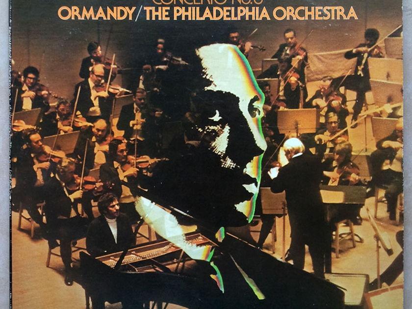 RCA/Ashkenazy/Ormandy/Rachmaninoff - Piano Concerto No.3 / NM