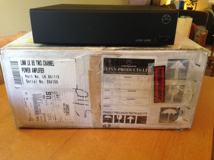 Linn LK-85 stereo power amp