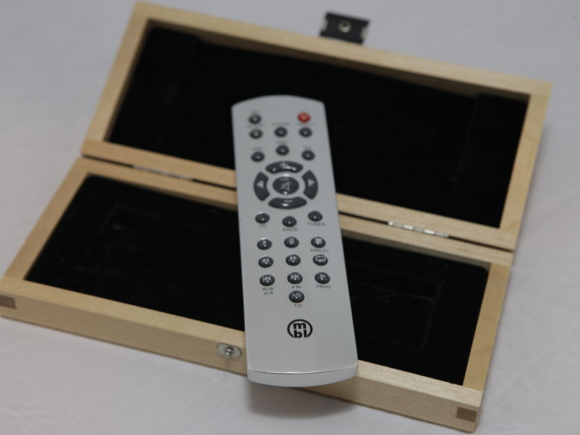 MBL SYSTEM REMOTE CONTROL Universal MBL Remote