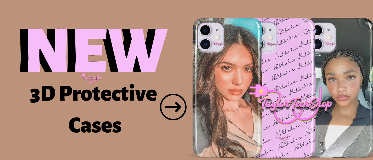 custom 3d phone case