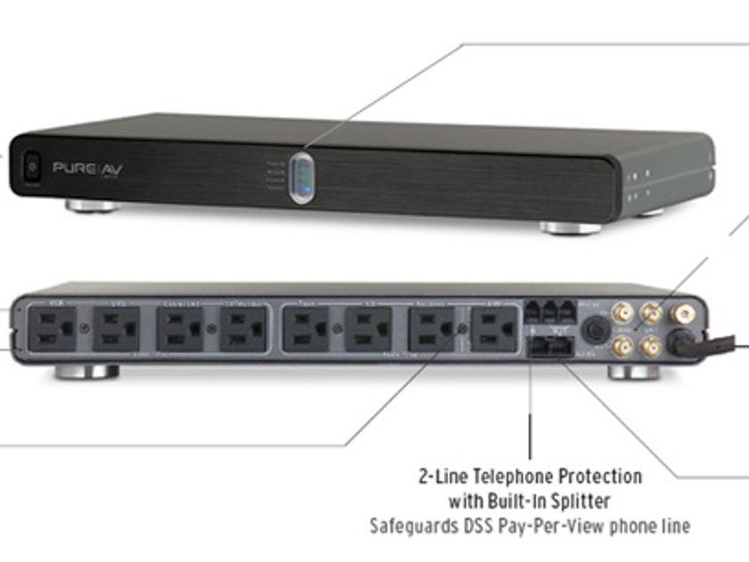Belkin Pure AV pf30 power line conditioner