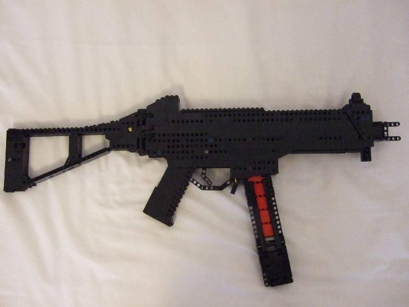lego ump gun