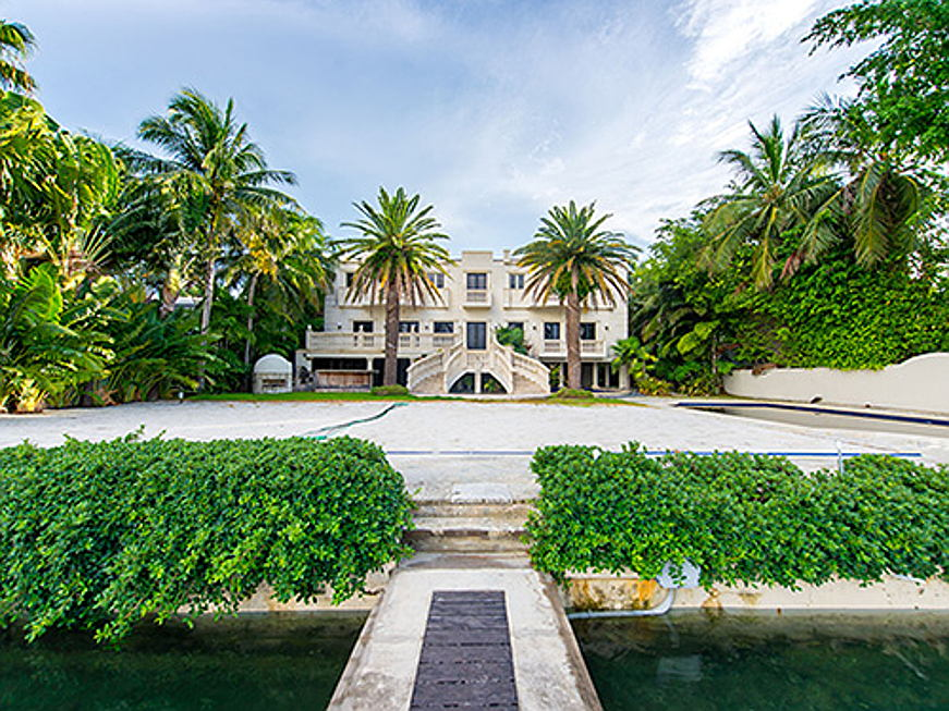 Bolzano - The US rapper Birdman has sold his estate on Palm Island in Florida with Engel & Völkers for 10.85 million US dollars. (Image source: Justin Namon, Ra-Haus Photography)