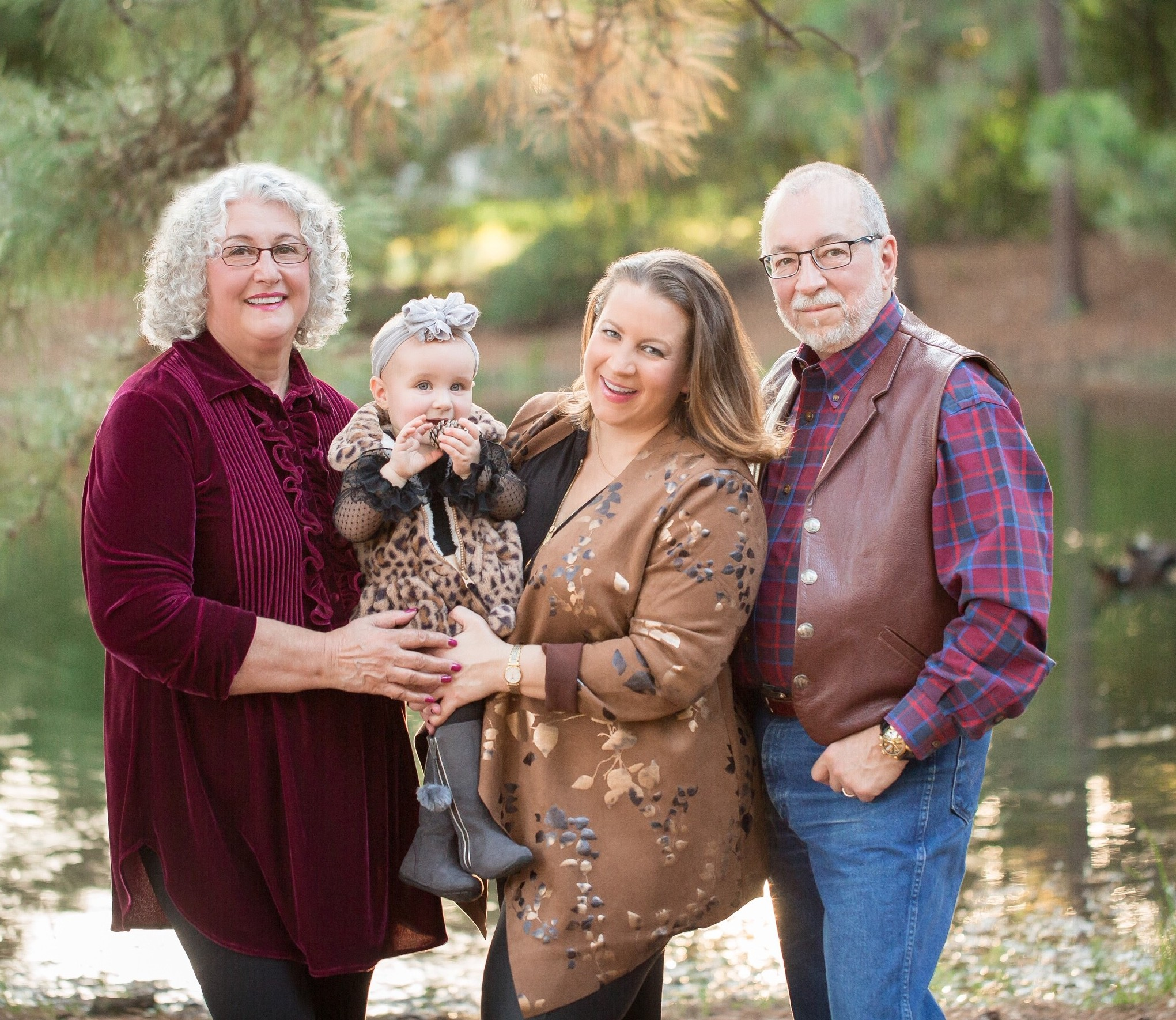 Primrose School of Bridgeland family of the month for August 2020 lives in Cypress, Texas 77433