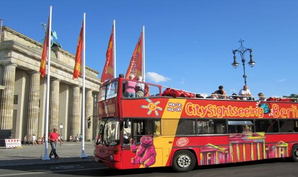 Автобусный тур по Берлину с посещением музея ГДР
