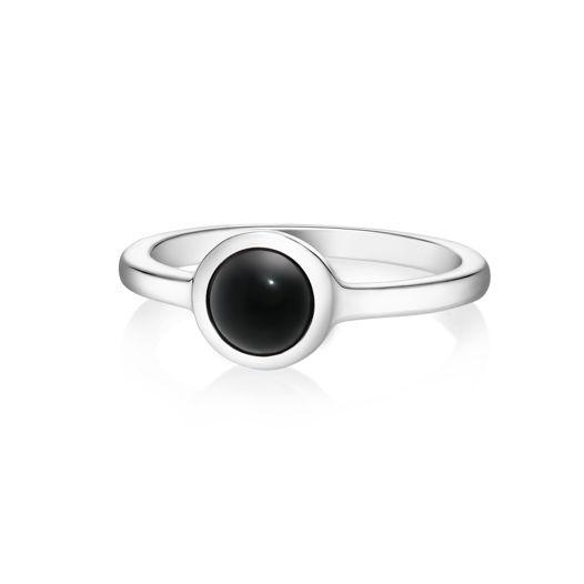 Кольцо ALPHA - Оникс