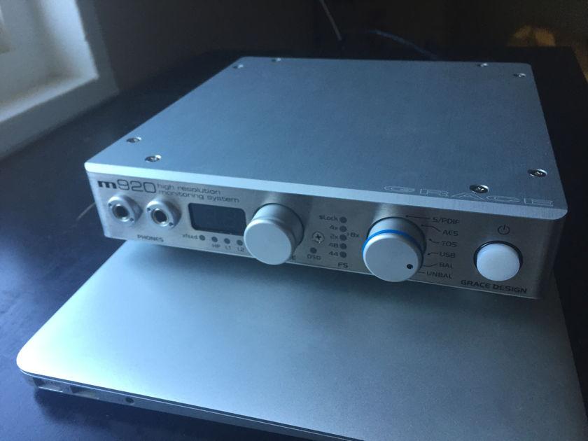 Grace Design M920 Mint condition M920